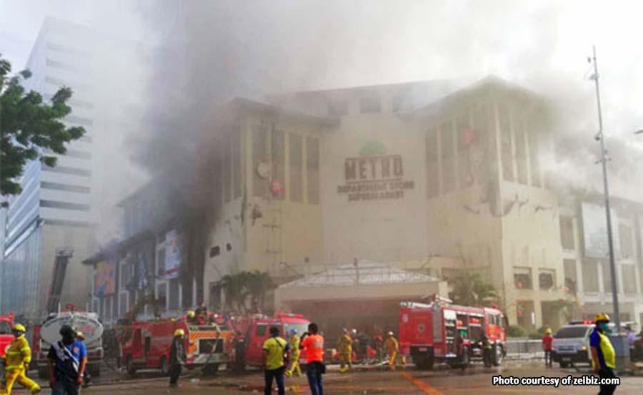 Sunog sa Cebu mall, tumagal ng halos 20 oras | Abante TNT Breaking News