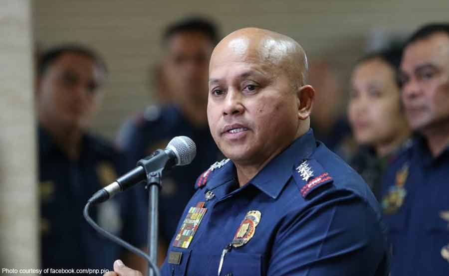PNP Chief Ronald 'Bato' dela Rosa