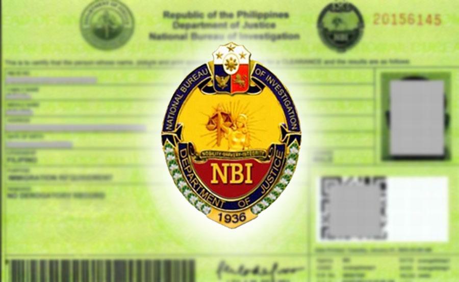 nbi-clearance