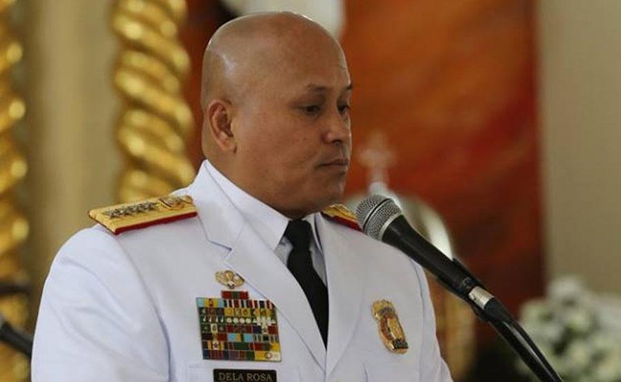 Ronald Bato Dela Rosa Duterte PNP