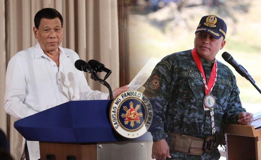 Duterte Bato Dela Rosa