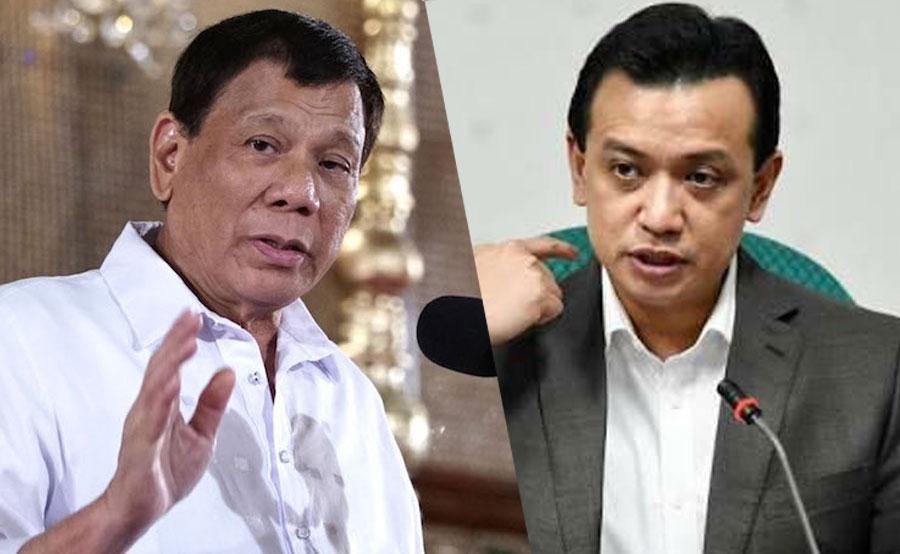 Trillanes Duterte