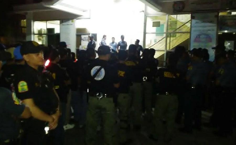 Las Pinas Police