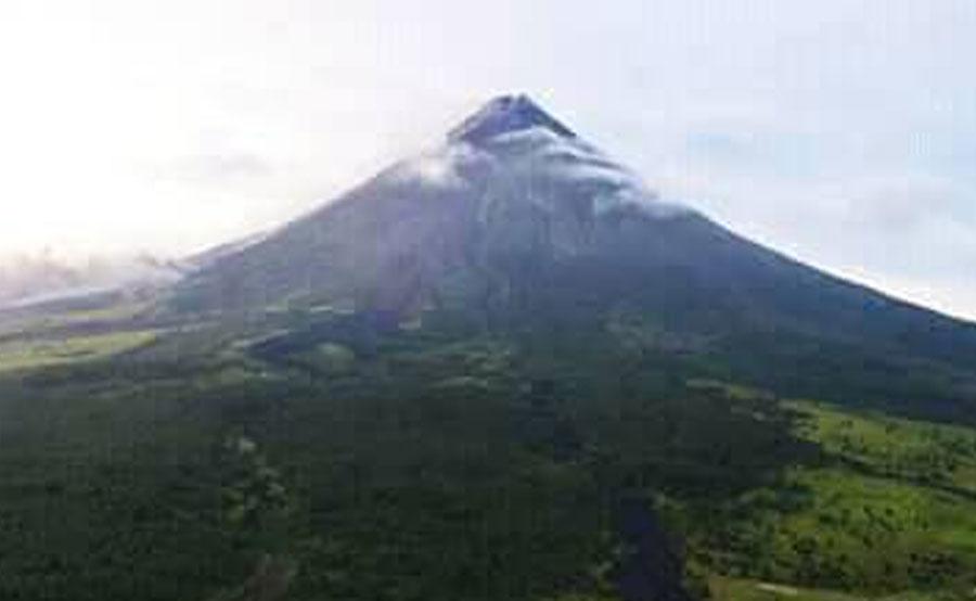 Mayon Bicol PHILVOCS