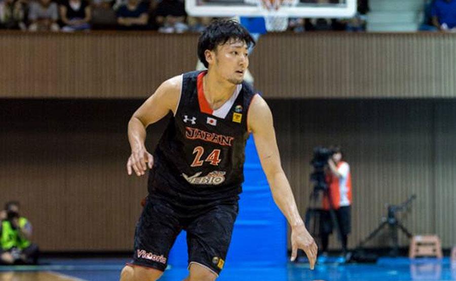 Daiki Tanaka Japan Gilas Pilipinas