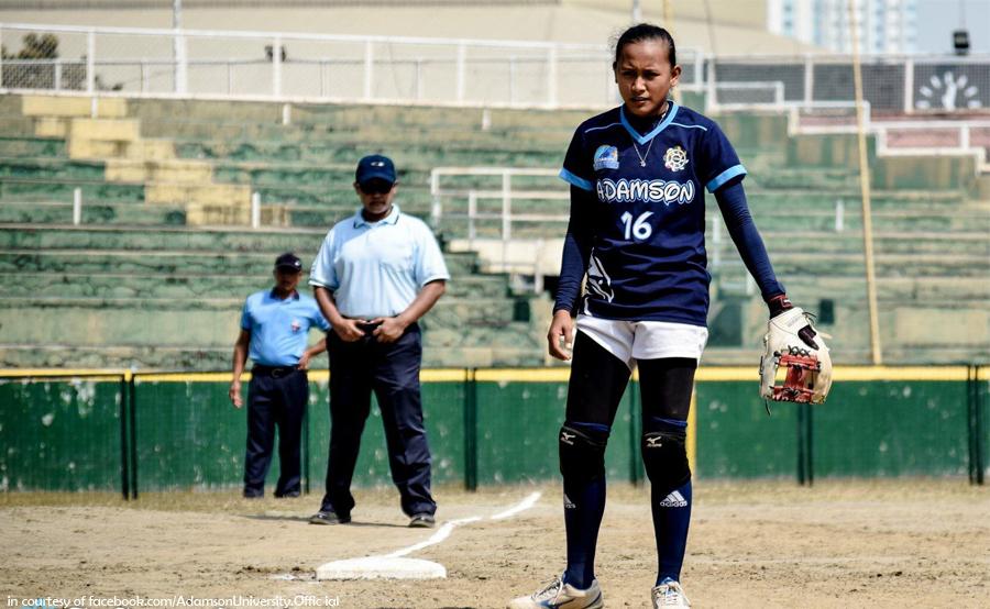 adamson-softball