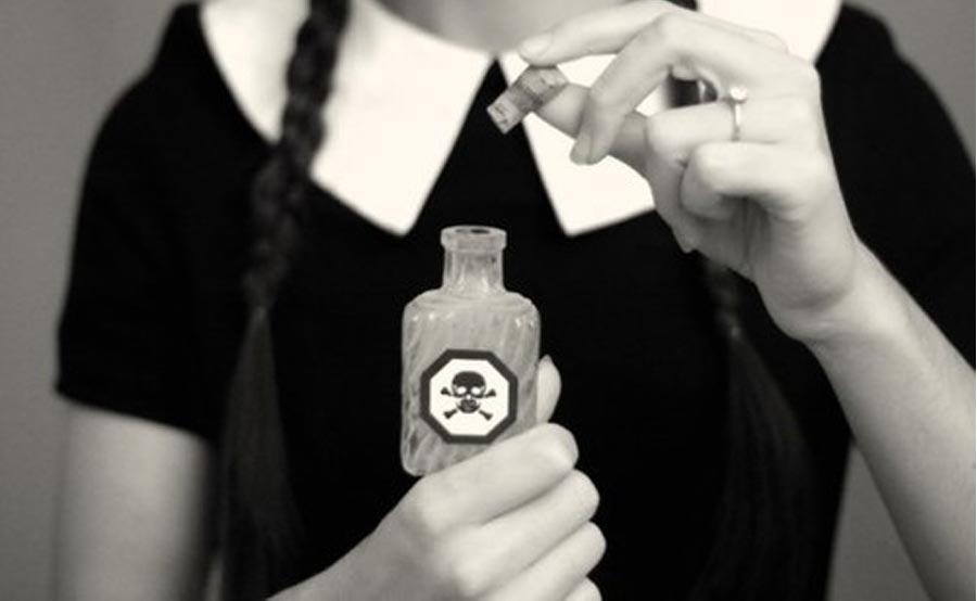 suicide-poison