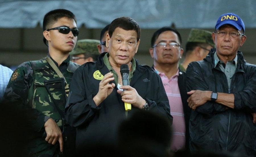 Duterte NPA KILL