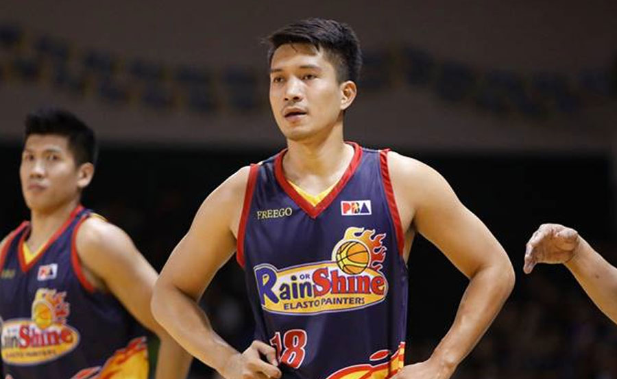 PBA James Yap rain or shine