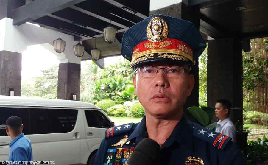Si Albayalde Ang 'right Guy' Bilang PNP Chief