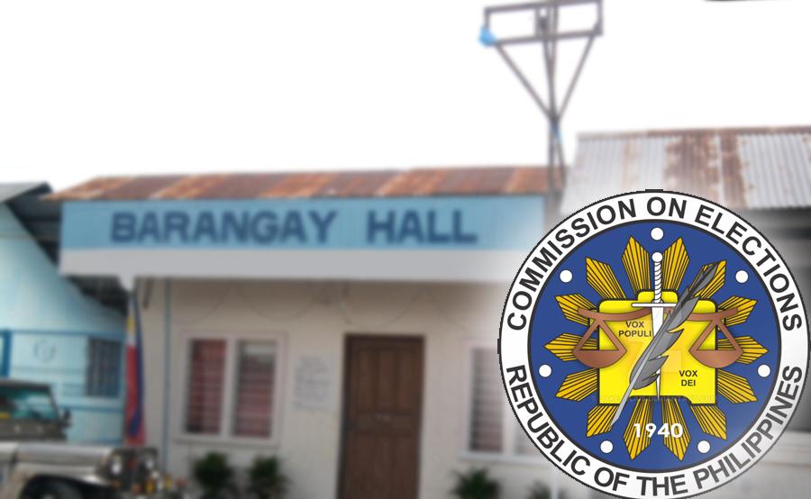 comelec-barangay