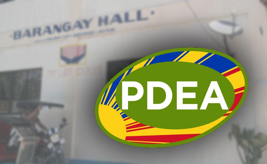 pdea-barangay