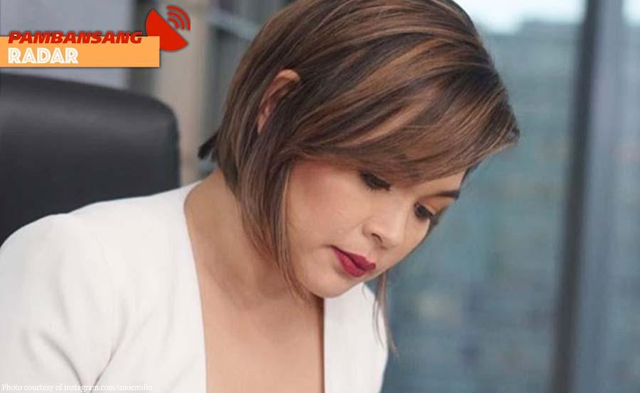 Judy Ann Santos Short Hairstyle
