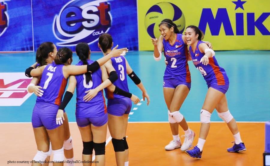 Pilipinas-volleyball