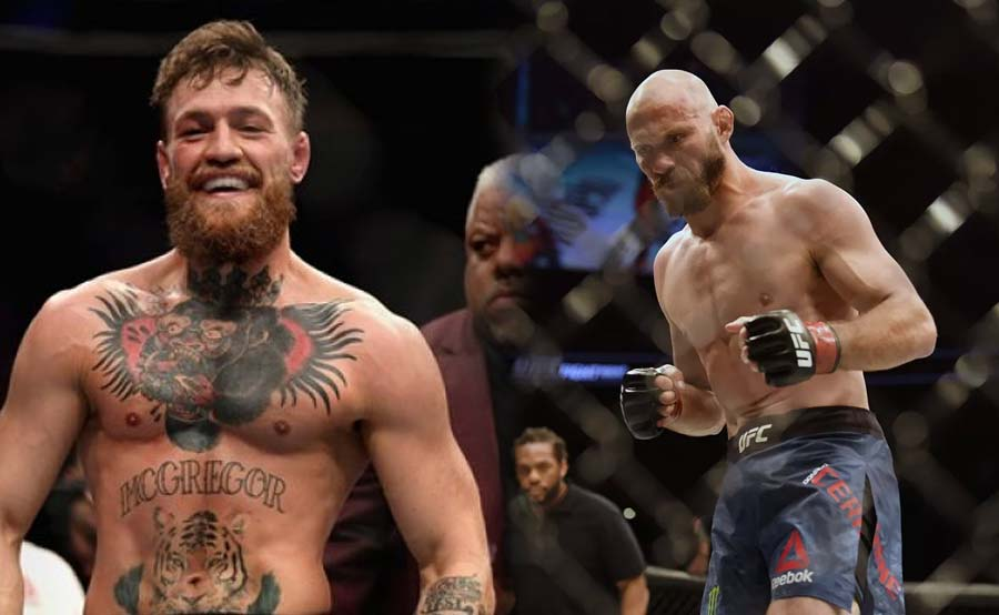 McGregor at Donald Cerrone paghaharapin ni UFC pres Dana White