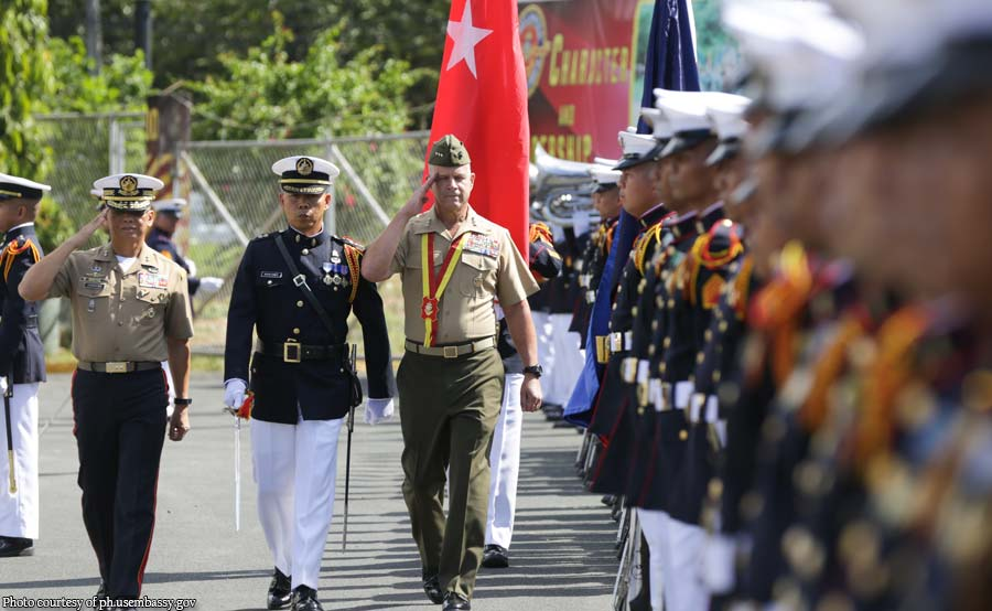 US Marine, AFP nagdaos ng Marine to Marine talks