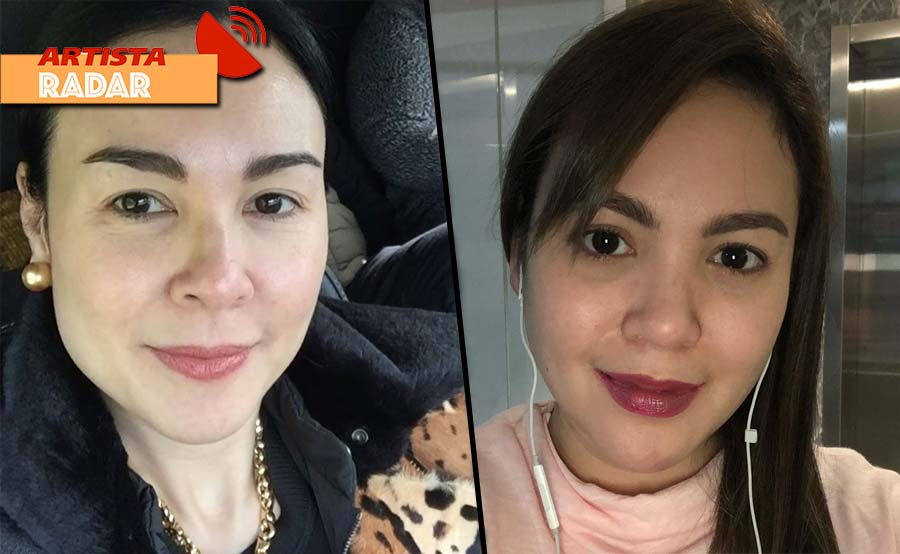 Gretchen, Claudine Barretto bonding ikinatuwa ng netizens