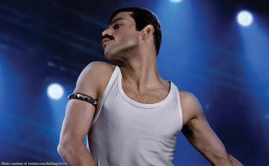 Rami Malek waging best actor sa pagganap kay Freddie Mercury