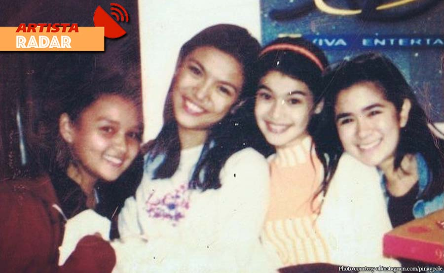 Ciara nag-post ng throwback picture ng TGIS