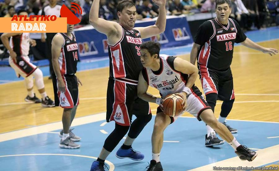 Raise the roof! Danny Ildefonso dapat i-retire ang jersey - Mga netizen