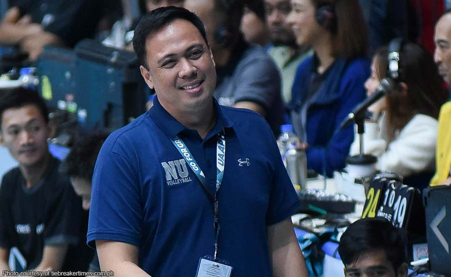 Alinsunurin kinilalang head coach ng PH men's, U-23 volleyball