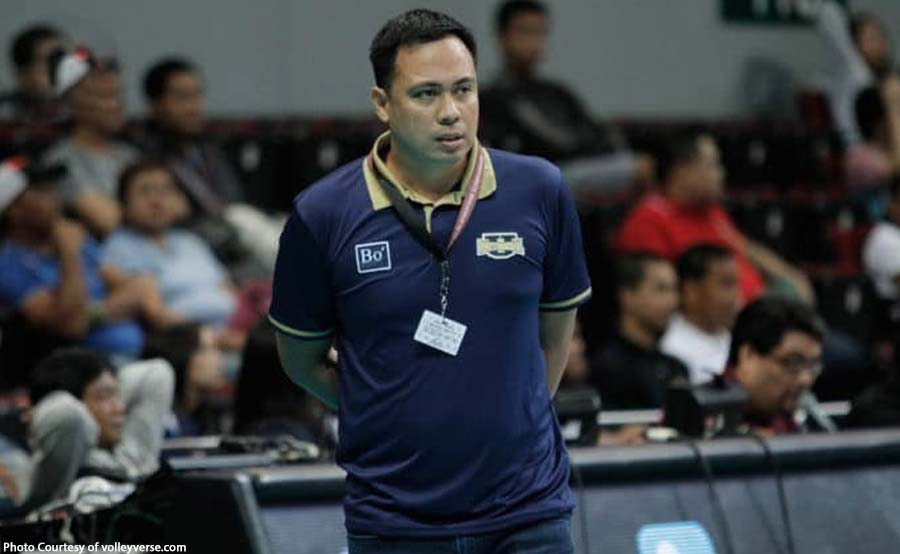 Alinsunurin bagong coach ng national men's volley