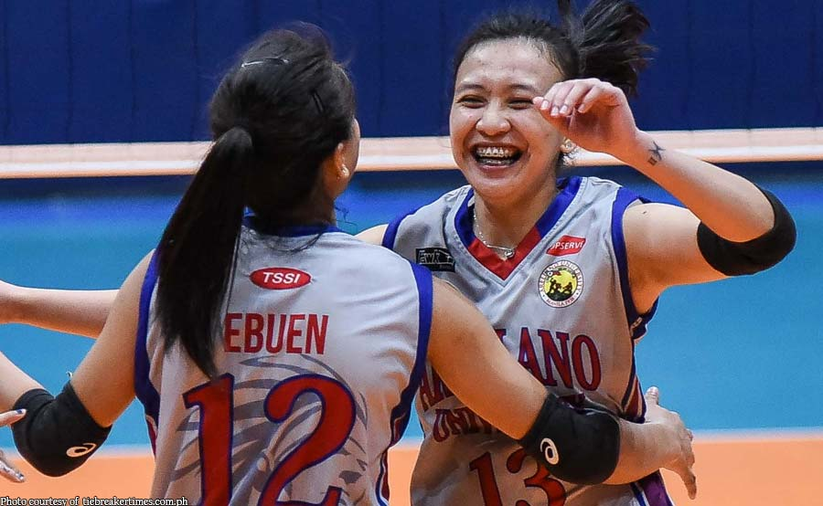 Defending champs Lady Chiefs binuhay ni Ebuen