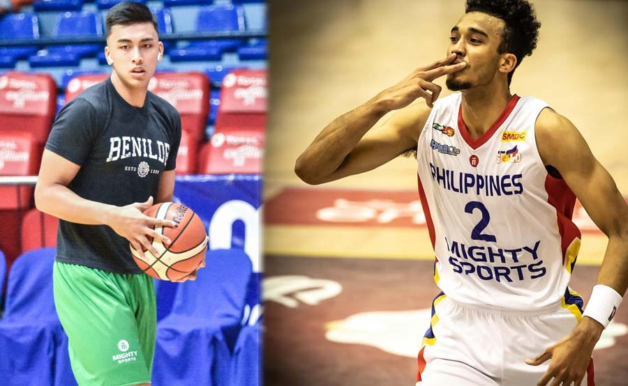Gutang, Gray sasandalan ng Go For Gold sa D-League