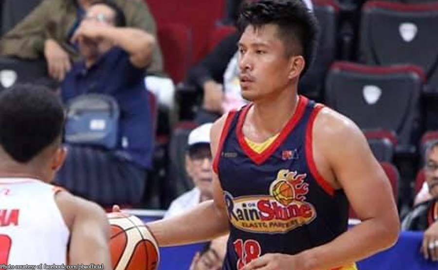 'Vintage' James Yap hinirang na PBA Player of the Week