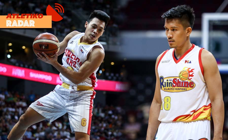 Lodi! Scottie Thompson bumilib kay 'vintage' James Yap