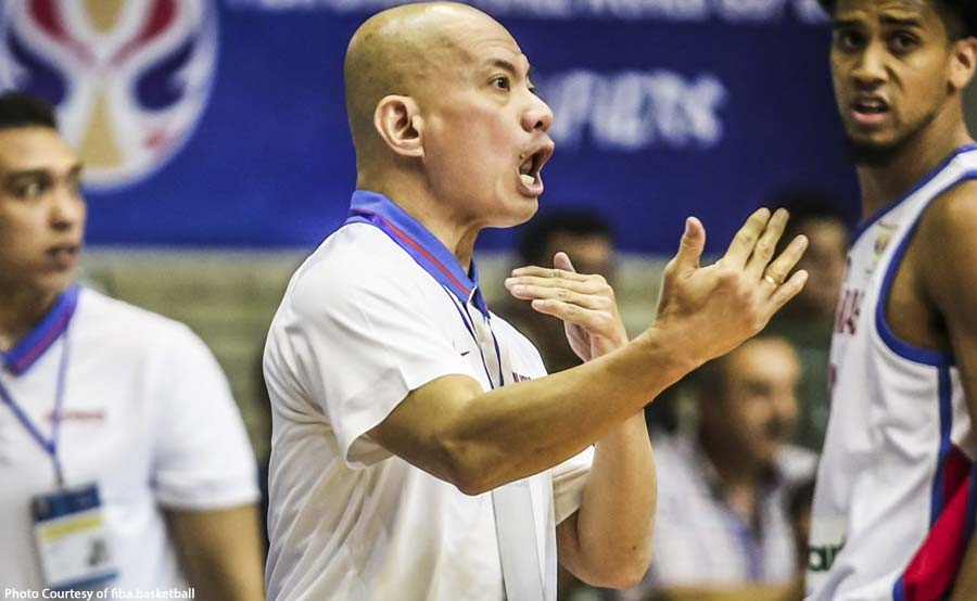 Guiao pabitin sa Team PH 12