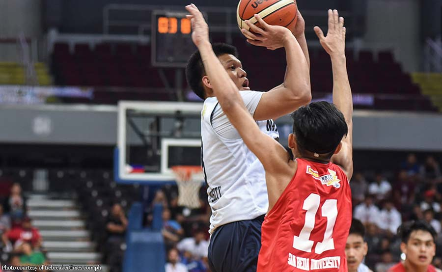 NU-La Salle rematch sa NBTC Nat'l Finals