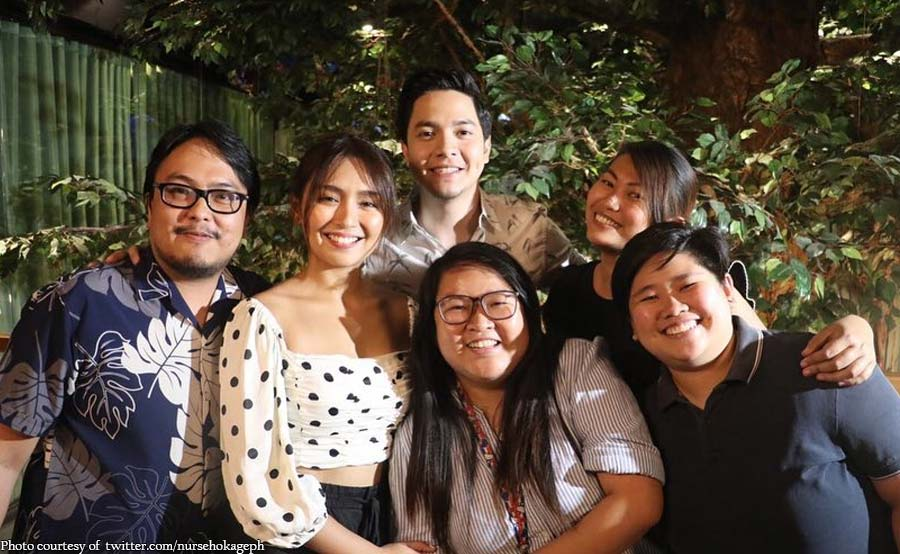 Mga netizen excited sa #KathrynAldenMovie2019