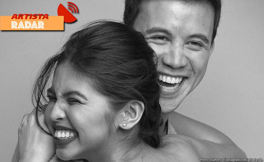 Arjo nag-post ng sweet birthday greetings kay Maine