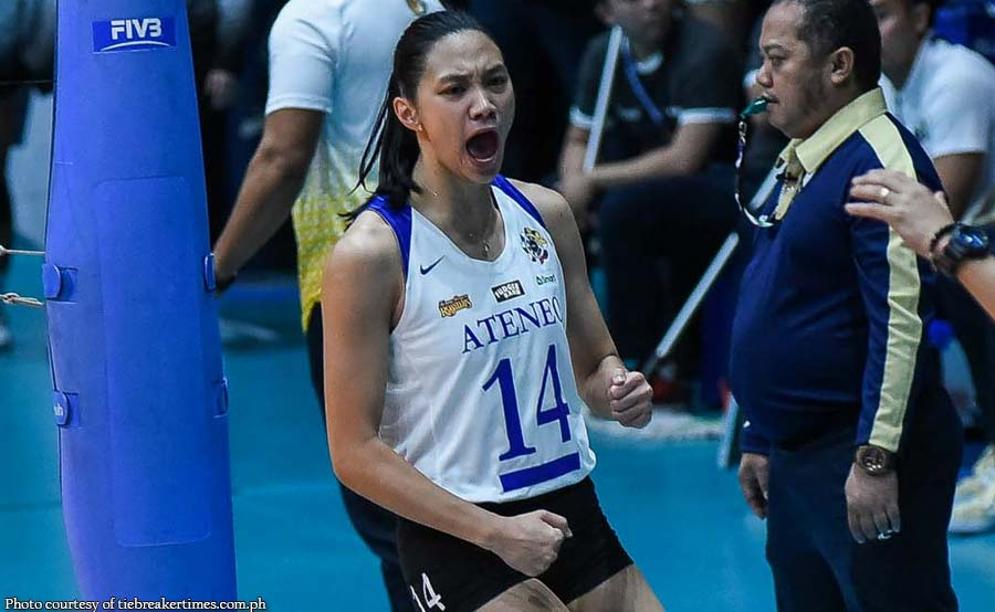 Player of the Week si Bea