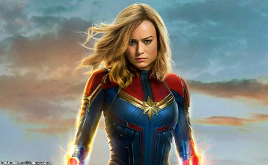 Captain Marvel resbak sa 'Avengers: Endgame' Trailer 2