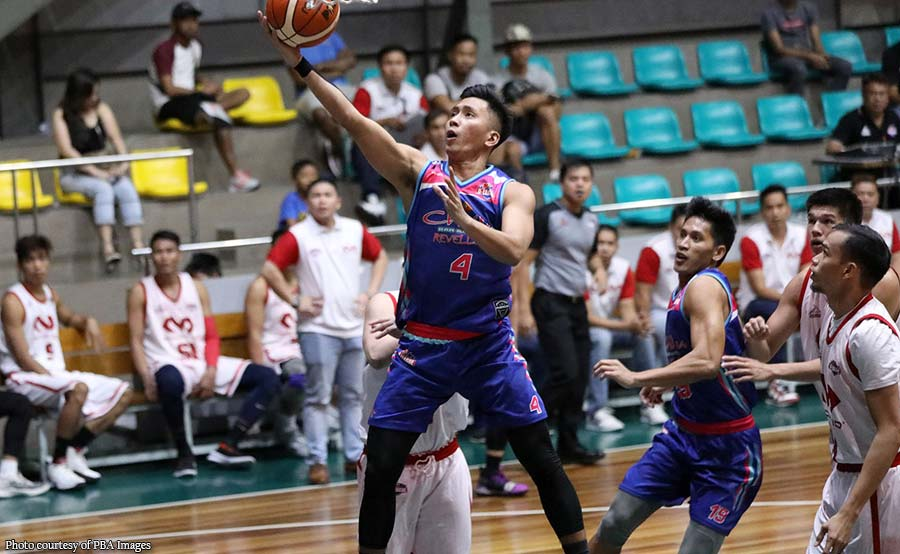 D-League: Che'lu nilampaso ang McDavid para sa back-to-back win