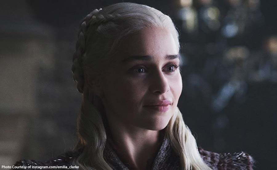 'Game of Thrones' star Emilia Clarke dumanas ng 2 aneurysms