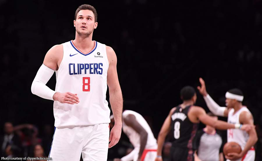 Gallinari umariba, Clippers swak sa playoffs