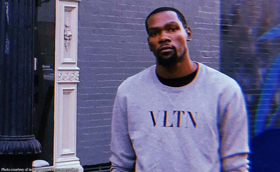 'Adopted brother' ni Durant, niratrat sa birthday