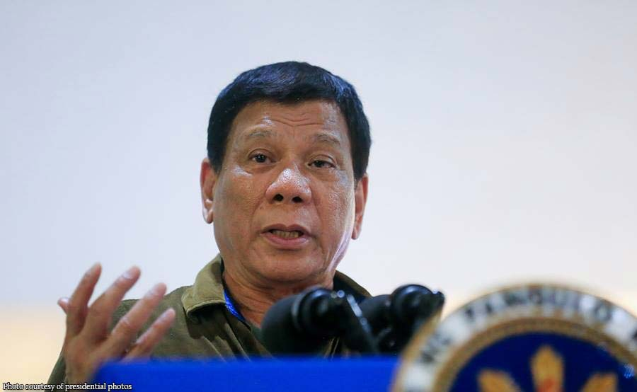 Duterte sa pinaslang na Cebu student: Hindi kulto may gawa niyan, mga drug addict!