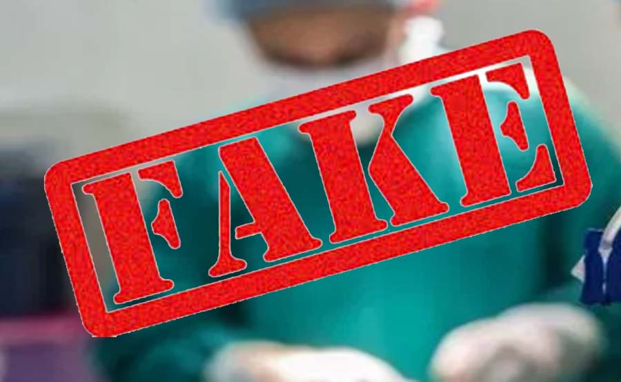Pekeng cosmetic surgeon arestado sa Pasay