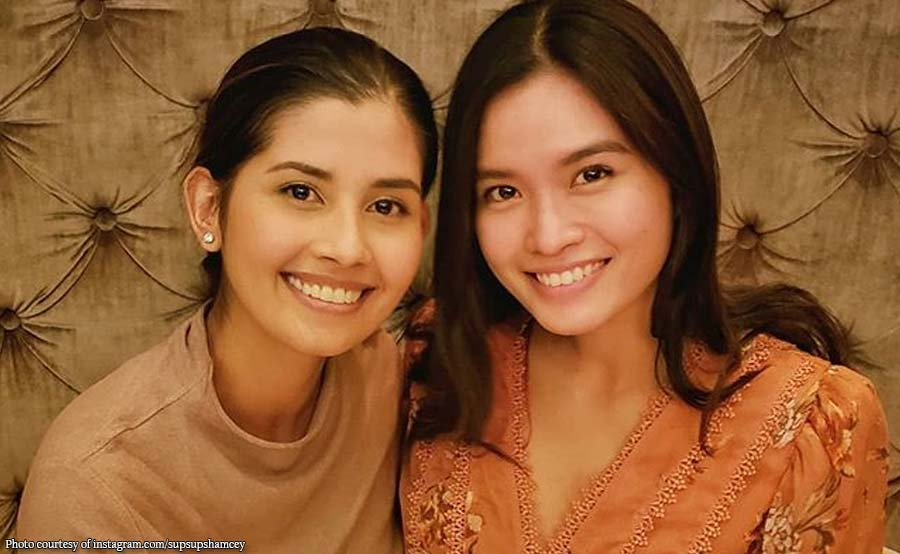 Janine, Shamcey nag-reunion sa New York