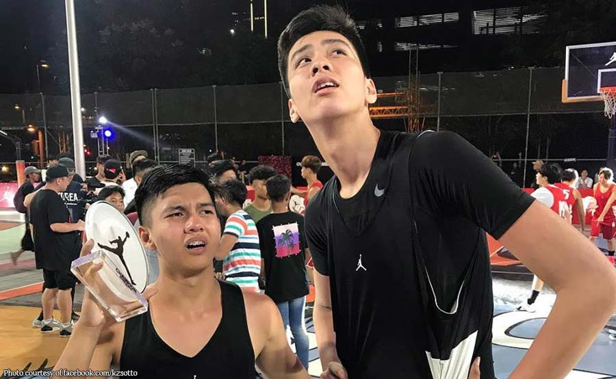 Ateneo hindi pipigilan si Kai Sotto!