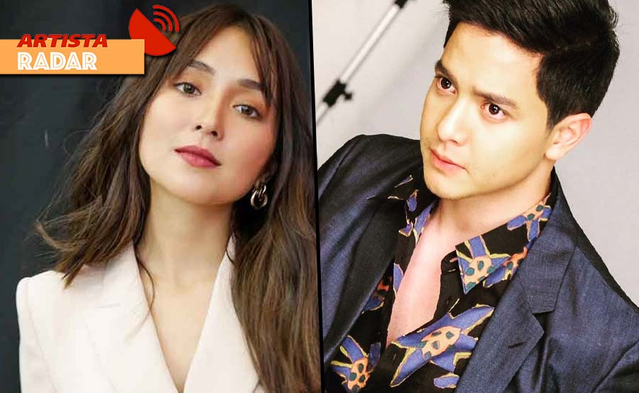 Feeling close raw! Yakap ni Alden kay Kathryn binatikos ng mga netizen