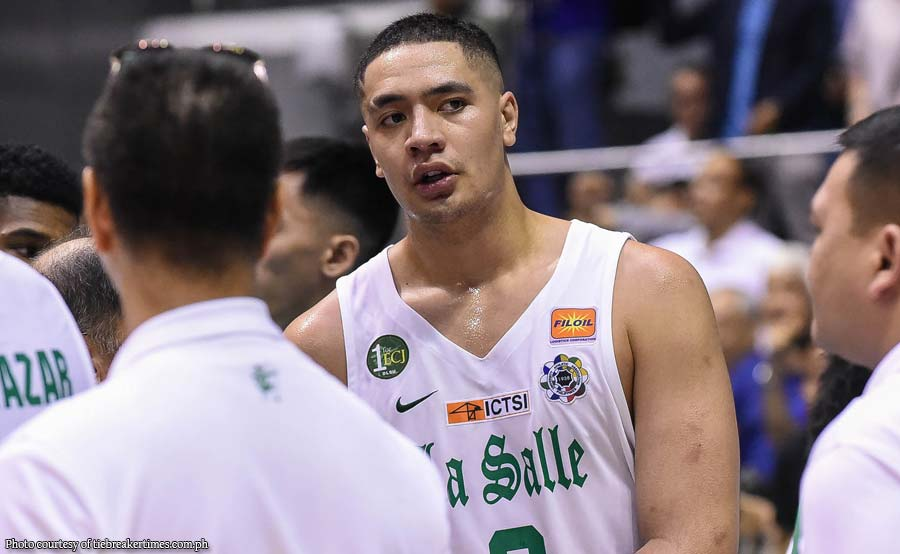 Kiwi center iiwan ang Green Archers