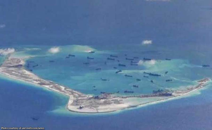 US poprotektahan ang PH sa South China Sea attack
