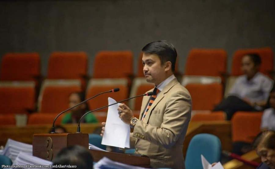 Hindi lang pang Speaker, pang Senado pa! Inday Sara binansagang 'future senator' si Velasco