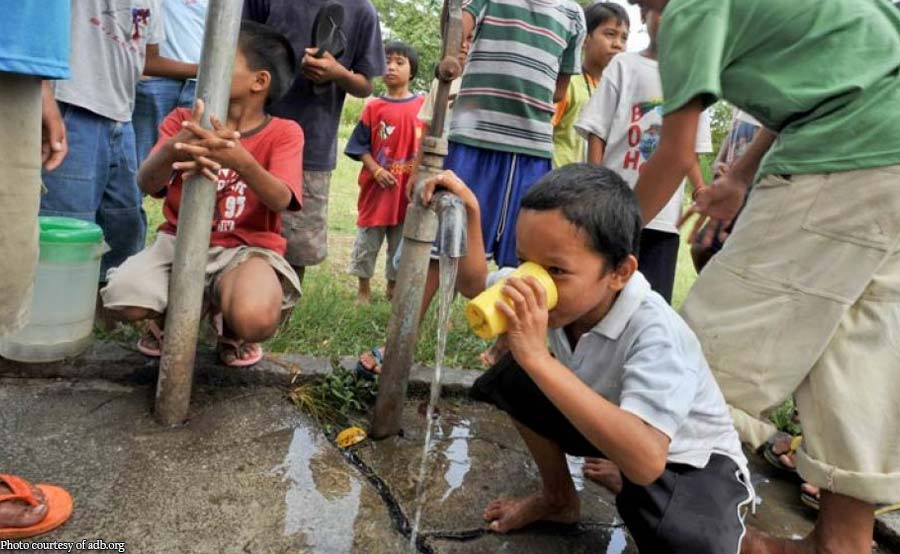Water shortage nilikha para sa China deal - Gabriela