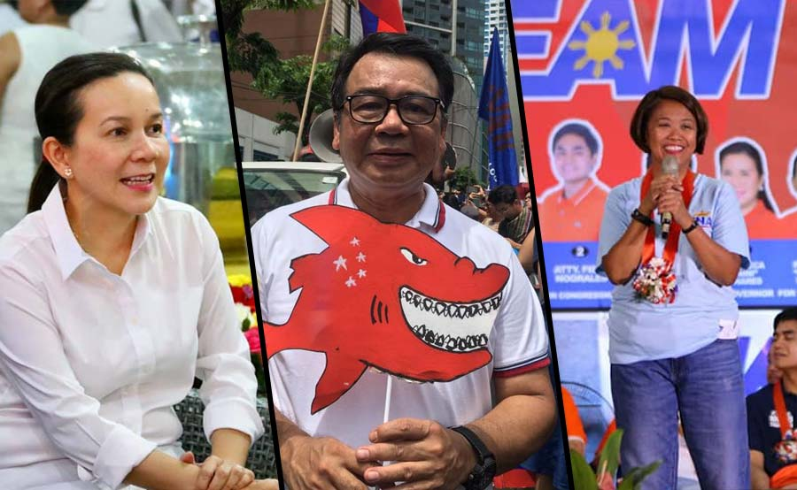 Opposition bets, Poe, Colmenares, Binay wagi sa mock election sa UP Manila